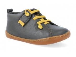 barefoot kotnikova obuv camper peu cami firstwalkers sella gekko 4