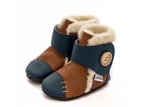 liliputi soft paws booties tibet 5756