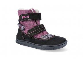 barefoot zimni obuv s membranou fare bare b5441211 B5441211 2