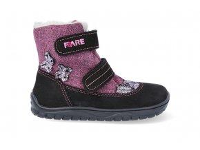 Barefoot zimní obuv s membránou Fare Bare - B5441211
