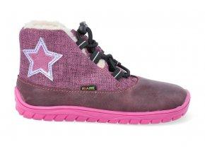 Barefoot zimní obuv s membránou Fare Bare - B5543291