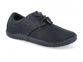 barefoot tenisky freet citee black junior FR2056 2
