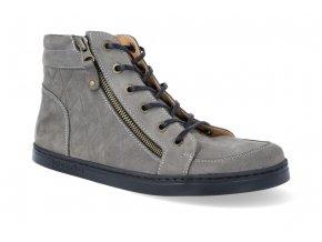 barefoot zimni obuv peerko rex gris REX GRIS 2