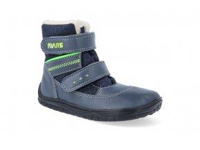 barefoot zimni obuv s membranou fare bare b5441101 B5441101 2