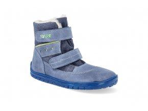 barefoot zimni obuv s membranou fare bare b5541102 B5541102 2