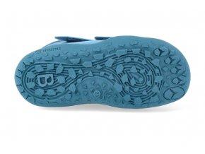 Barefoot zimní obuv s membránou bLIFESTYLE - Gibbon TEX wool turkis