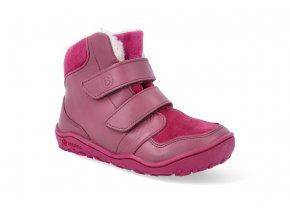 Barefoot zimní obuv s membránou bLIFESTYLE - Gibbon TEX wool beere