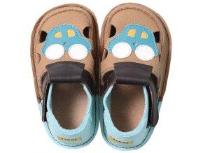 Barefoot sandálky Tikki shoes - Adventures By Car