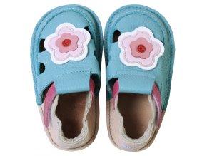 Flori cires sandale