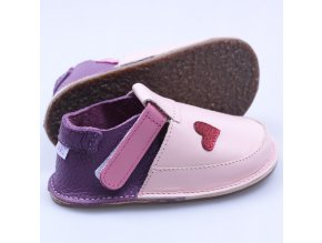 Tikki Outside shoes - Pink Heart