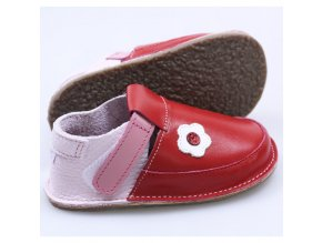 Tikki Outside shoes - Red Flower