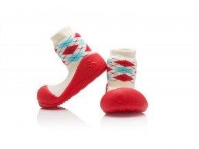 Attipas Argyle red