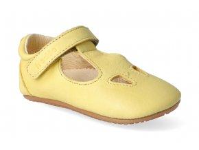 froddo prewalkers sandalky yellow 2