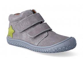 kotnikova obuv filii barefoot klett stone star m 3