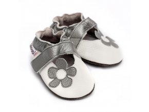 liliputi soft baby sandals ice flower 3418