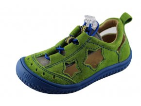 Filii barefoot Sandály Apple Stars Vegan M