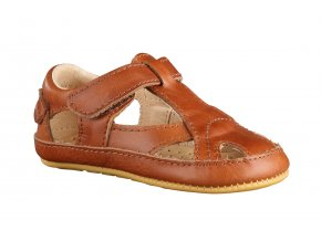 Move by Melton Prewalker Sandal Cognac
