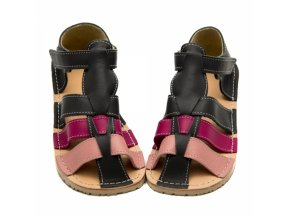 Zeazoo sandály MARLIN Gray/Pink