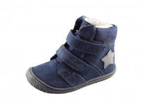 Zimní barefoot obuv Filii - HIMALAYA TEX WOOL Ocean