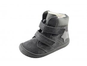 Zimní barefoot obuv Filii - HIMALAYA TEX WOOL Graphit