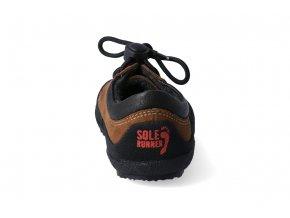 Sole Runner Pan Brown/Black
