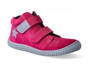 filii barefoot chameleon fleece pink m 2
