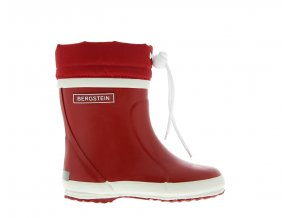 Gumáky Bergstein - Winterboot Red
