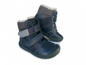 Zimní barefoot obuv Filii - Himalaya NAPPA TEX WOOL Ocean