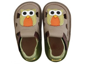 Barefoot sandálky Tikki shoes - Summer Owl