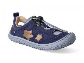 filii barefoot sandaly sea star vegan quick lock textile ocean stone m 3
