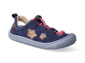 filii barefoot sandaly sea star vegan quick lock textile ocean pink m 2