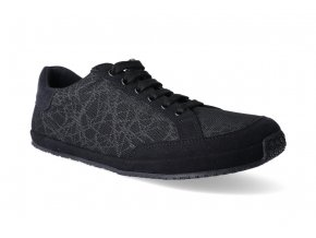 filii barefoot adult london marathon vegan textil black 2