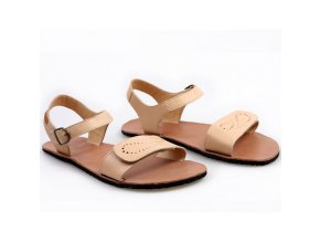 vibe barefoot women s sandals infinity nude in stock 5424 4