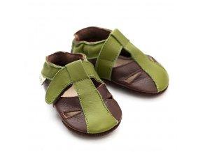 Liliputi® Sandálky - Atacama Brown