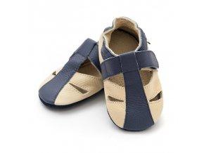liliputi soft baby sandals atacama beige 2714