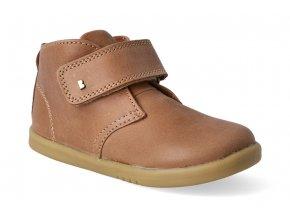 kotnikova obuv bobux desert boot caramel 3