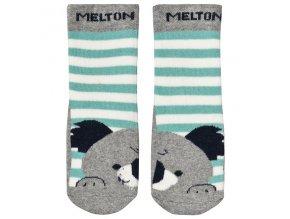 Ponožky Move by Melton - ABS Terry Koala