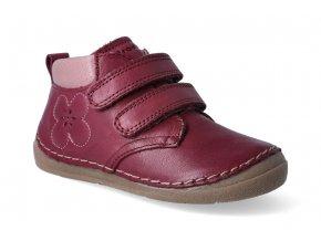 kotnikova obuv froddo flexible bordeaux s aplikaci 2