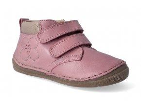 kotnikova obuv froddo flexible pink s aplikaci 3