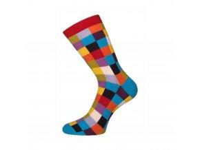ponozky trepon kostka barevna