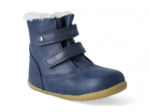 zimni obuv bobux aspen winter boot navy step up 2