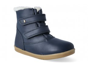 zimni obuv s membranou bobux aspen boot navy 3