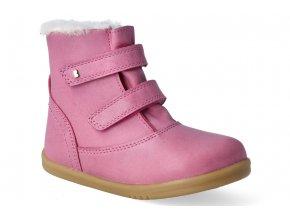zimni obuv bobux aspen boot rose 2