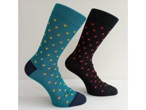 pestrobarevne ponozky antony