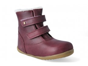 zimni obuv bobux aspen winter boot plum step up 2 3