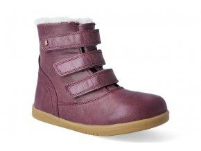 zimni obuv bobux aspen boot plum 3
