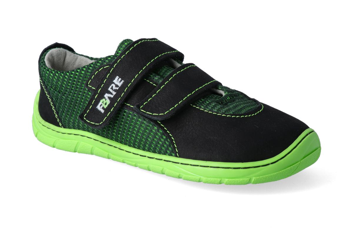 Levně Barefoot tenisky Fare Bare - B5515231 + B5416231 29