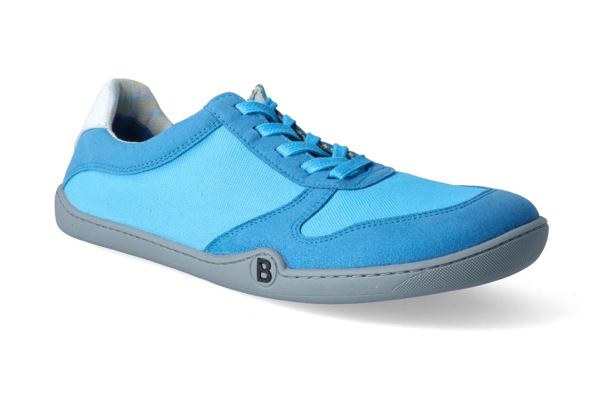Levně Barefoot tenisky bLIFESTYLE - SportSTYLE micro/textile sky 38