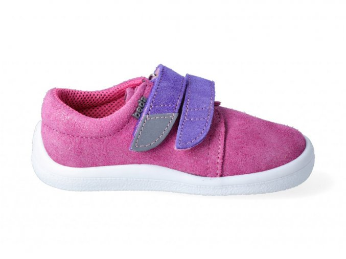 barefoot tenisky beda janette violet 2