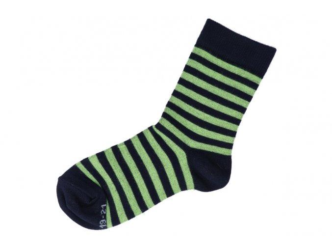 9671 ponozky trepon babar bambusove zelenocerne 1